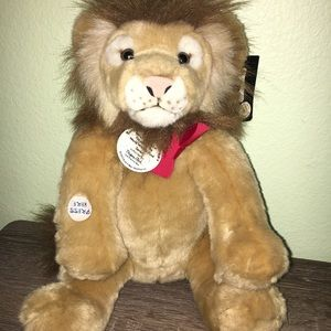 Build A bear workshop WWF Lion (2003)